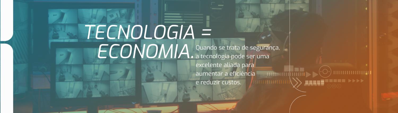 Tecnologia é igual a economia